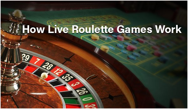 Find Out How To Play Live Roulette