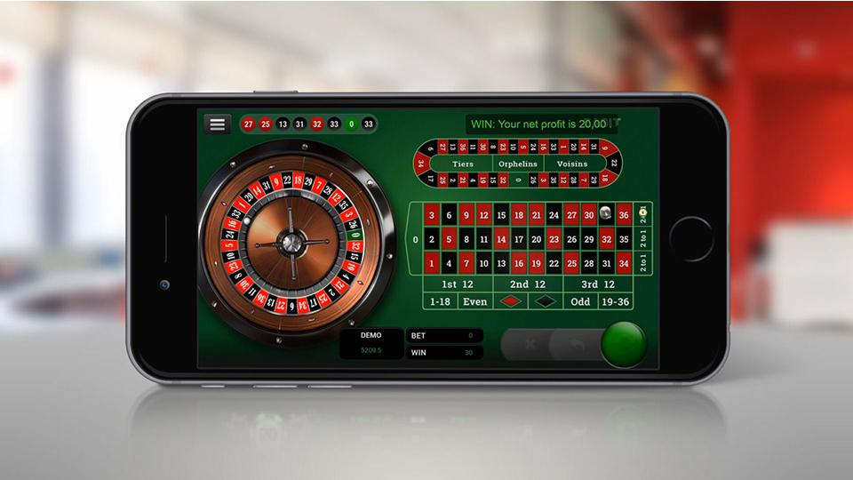 Roulette Is Offered To Play On Mobiles Today
