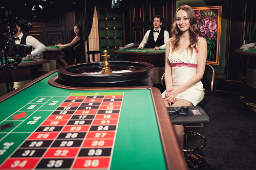 Play With Live Dealers Today